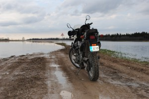 Spring time in Estonia - lots of great roads and views